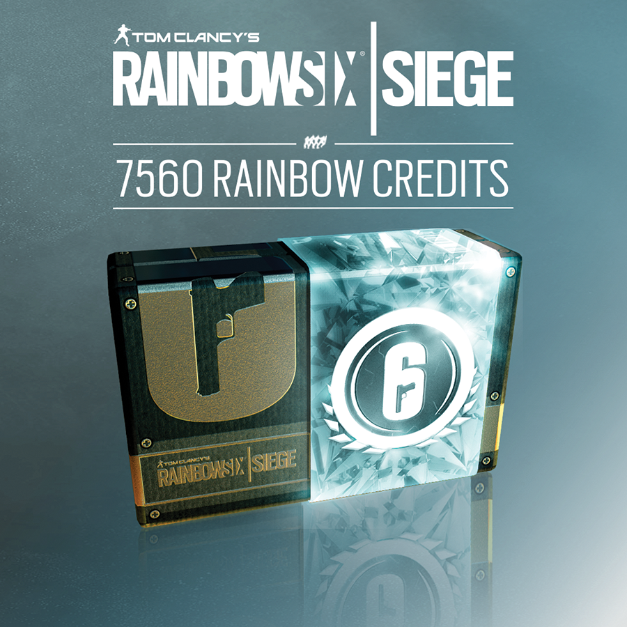 Tom Clancy's Rainbow Six Siege - 1200 Credits Pack [PC Code - Uplay