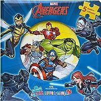Avengers: Meu Primeiro Livro Quebra-cabeças