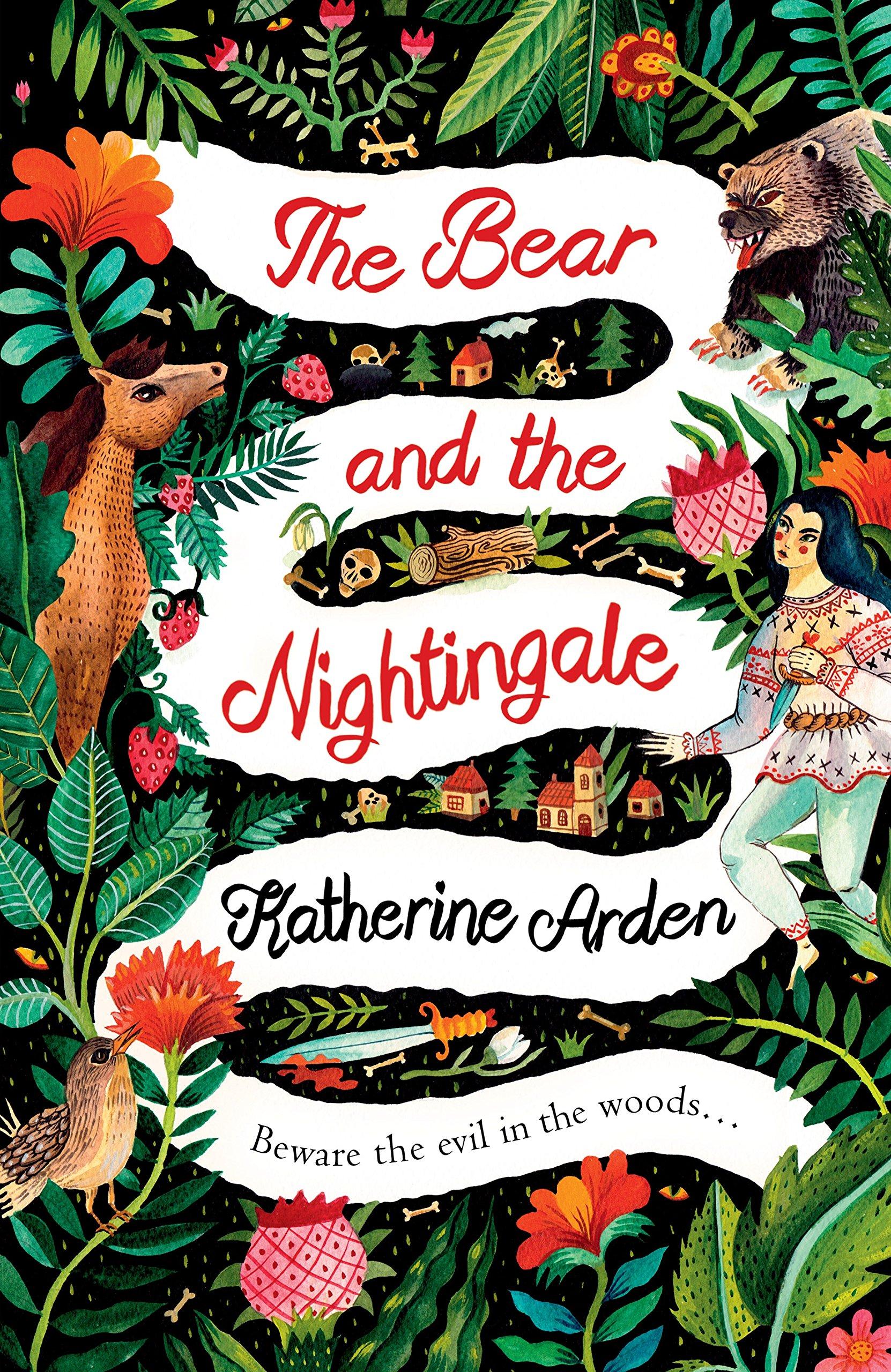 The Bear and The Nightingale: (Winternight Series): Amazon.es: Katherine Arden: Libros en idiomas extranjeros