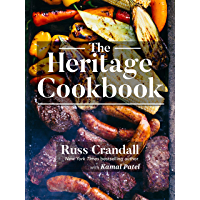 The Heritage Cookbook: 300+ Recipes to Help You Connect with Your Ancestry (English Edition)