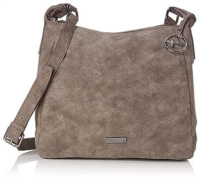 Tamaris 2805182, sac bandoulière femme Gris Gris (grey