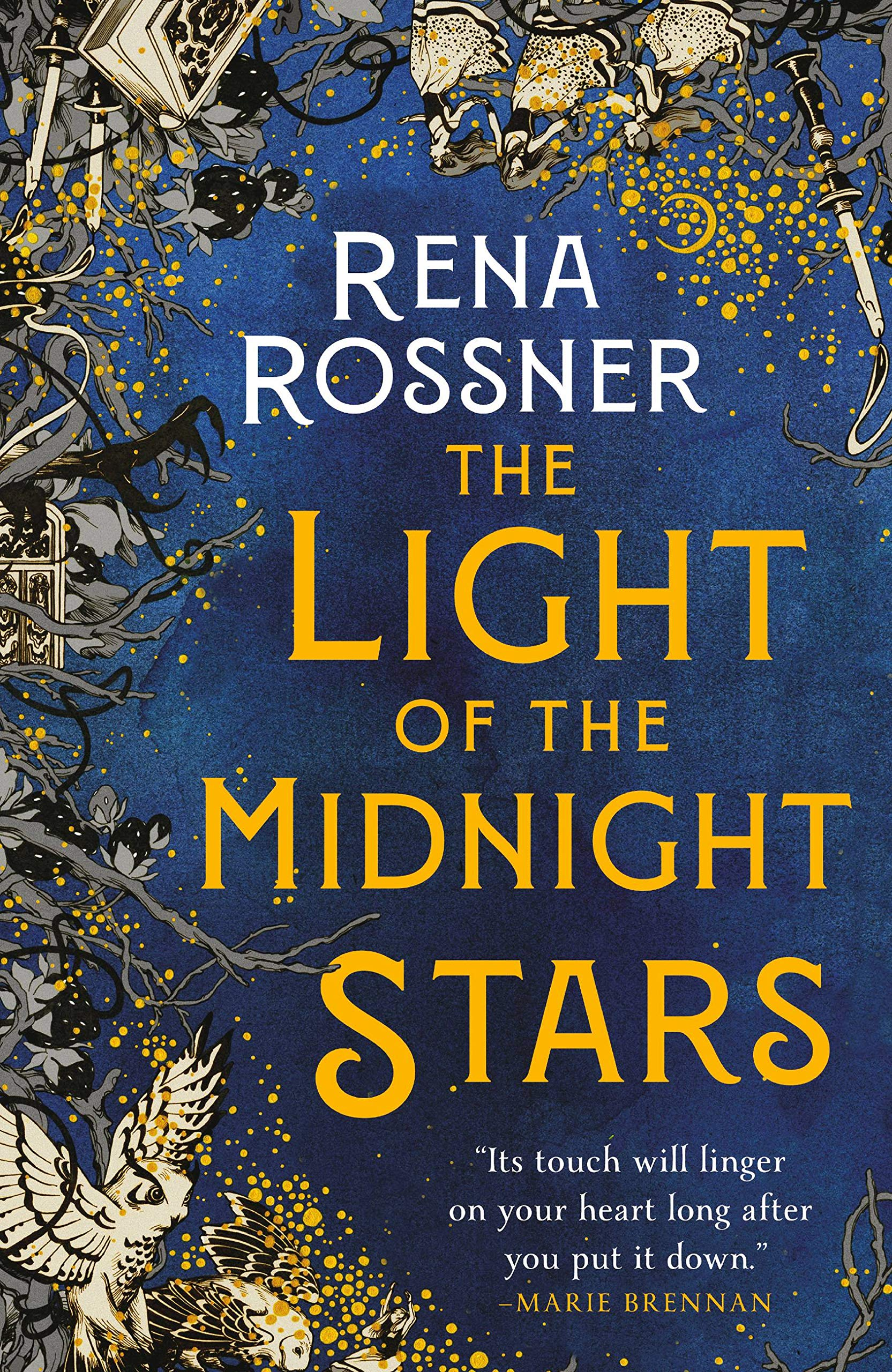 Amazon.com: The Light of the Midnight Stars (9780316483469): Rossner, Rena:  Books