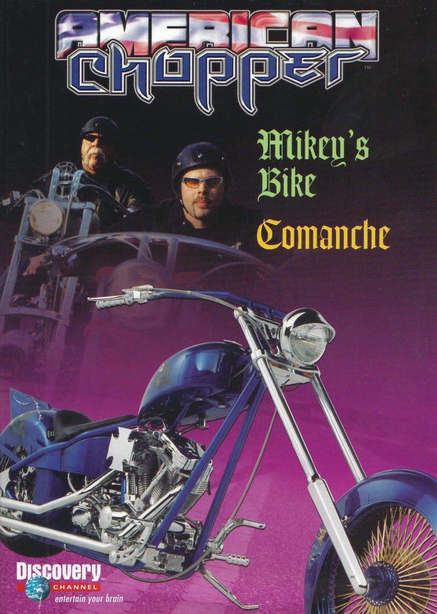 American Chopper: Mikey's Bike/Comanche