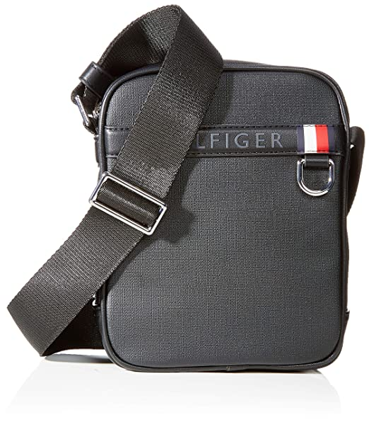 Tommy Hilfiger - Coated Canvas Mini Reporter, Carteras ...