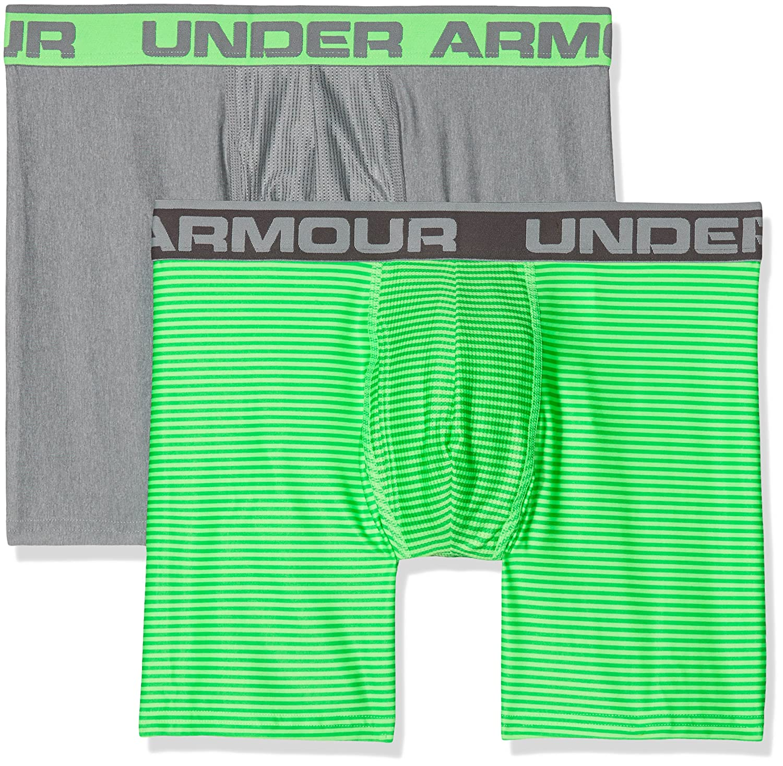 Boxer Uomo Original 6in 2 Pack Novlty Under Armour