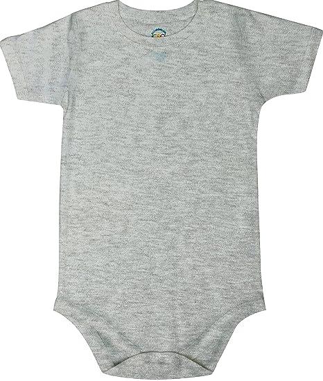 19d0631cbb525 Amazon.com  CBObaby 5T 6T 7 8 10 12 Large Size Kids Boys   Girls Bodysuit  Short Sleeve Crew Neck-Many Colors  Clothing