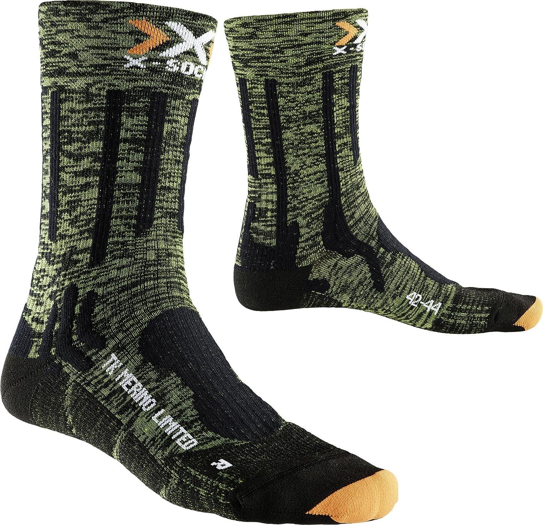 X-Socks Hombre Trekking Merino Limited calcetí n TRERE INNOVATION S.R.L. de sporting goods XBIOO X100077