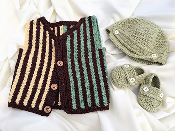 Amazon Baby Boy Take Home Outfit Vintage Style Crochet Baby