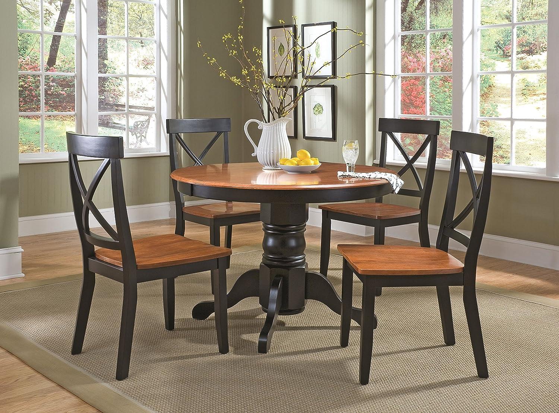 Amazoncom Home Styles 5168 318 5 Piece Dining