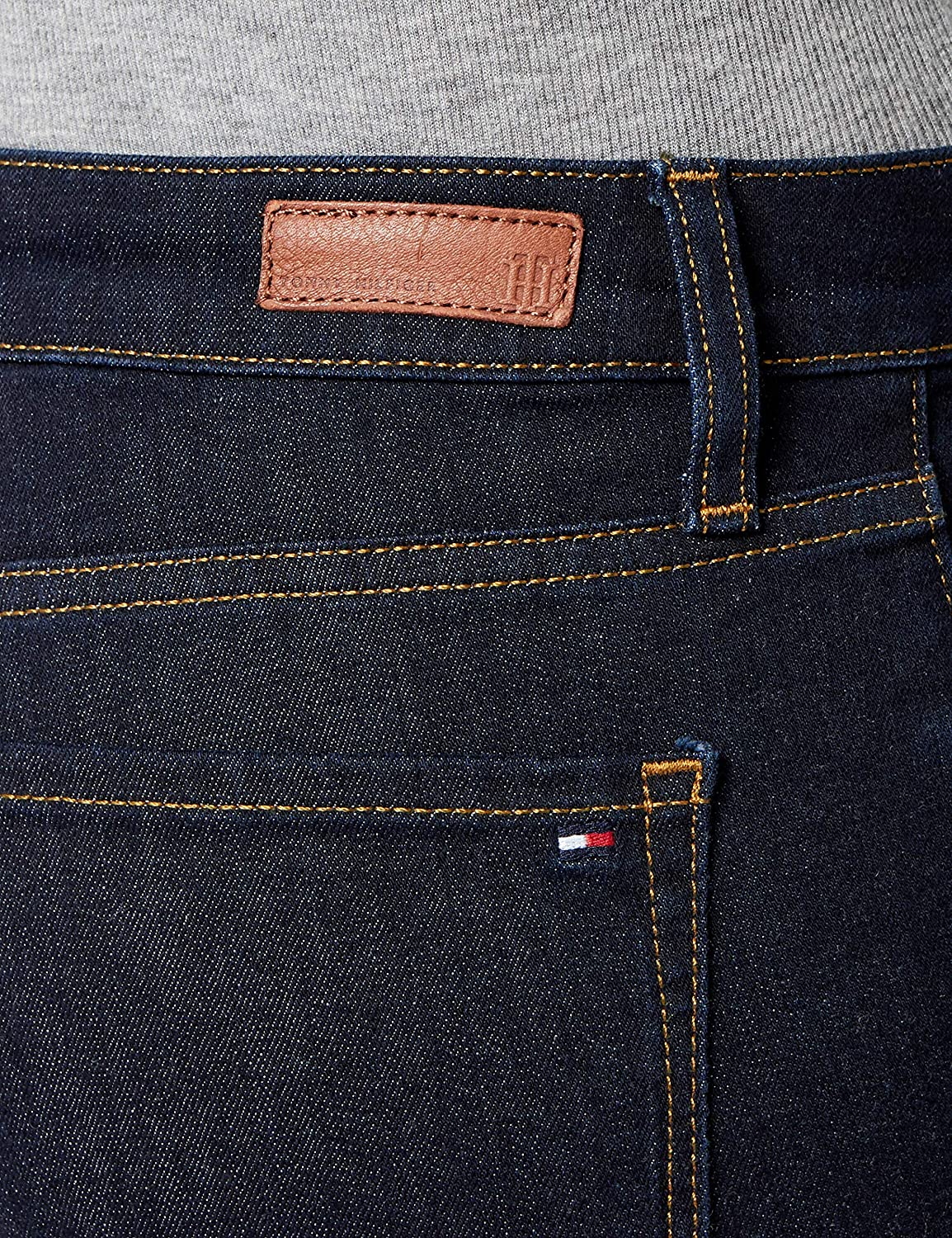 482a97fc Tommy Hilfiger Women's Rome Slim Jeans: Amazon.co.uk: Clothing