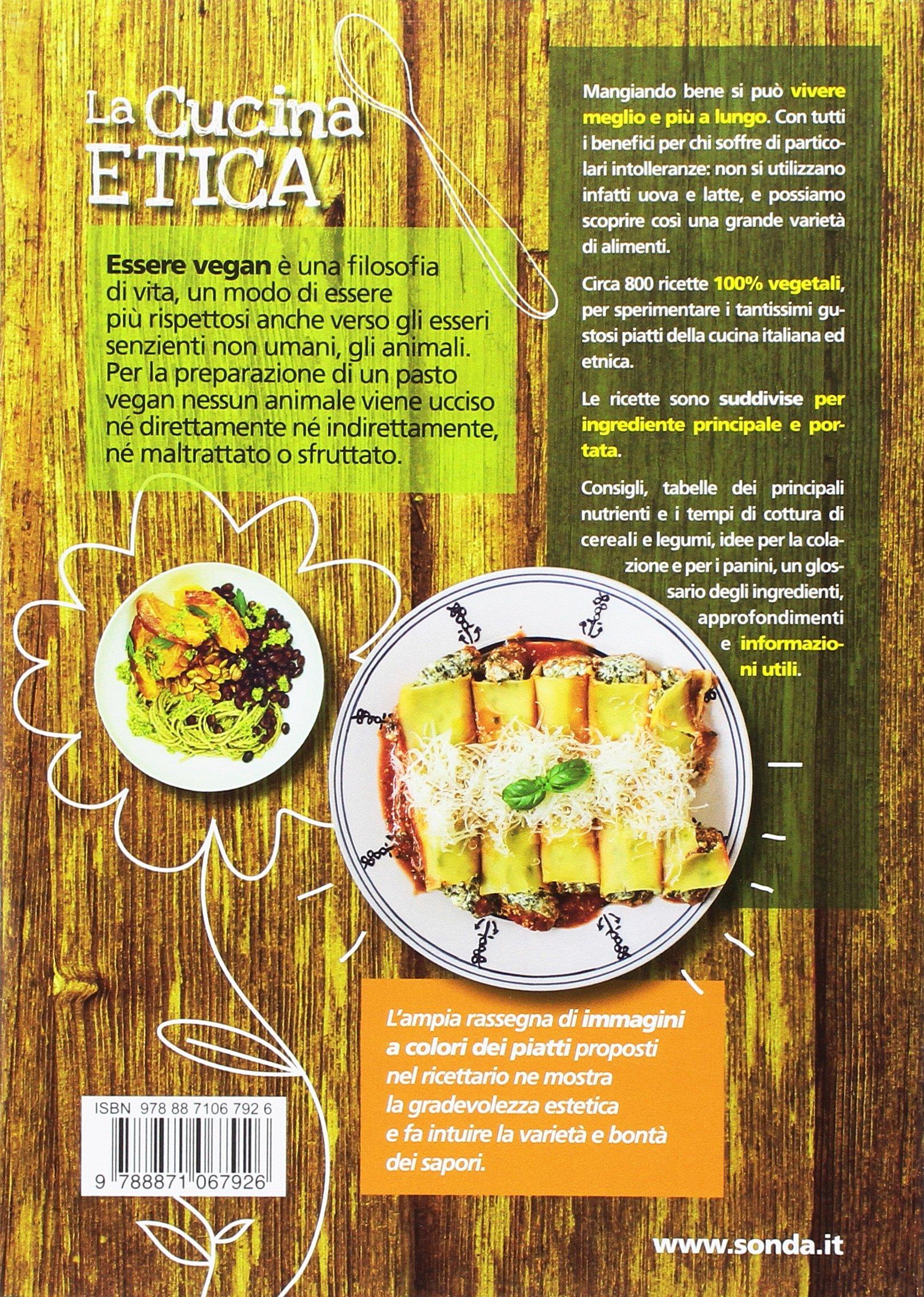 Piu completo ricettario di cucina vegana