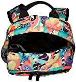 neff Men's Daily XL Affordable Backpack, tropical