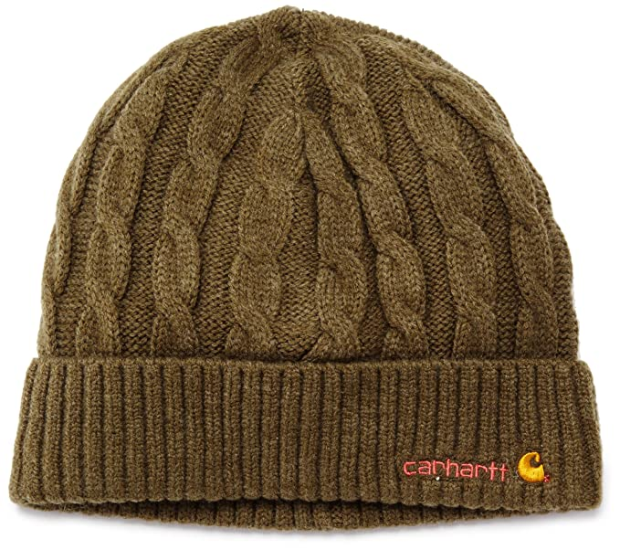 b7478f7300519 Carhartt Women s Cable Knit Hat