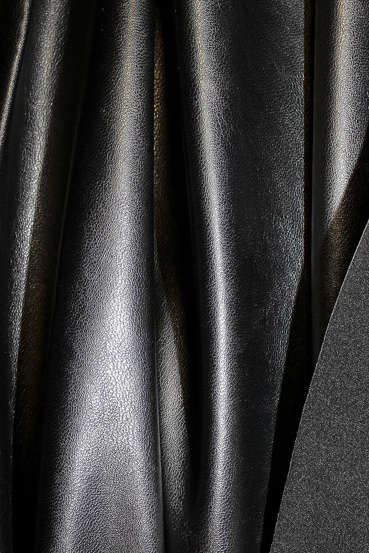 L32H SLINKYSTYLEZ Anatomic Zipped Leggings HL3AP SensiPelle Z650 SCHWARZ