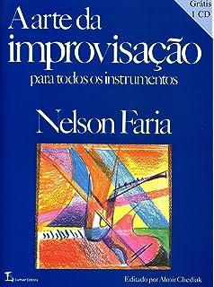 A Arte da Improvisação Para Todos os Instrumentos (+ CD)