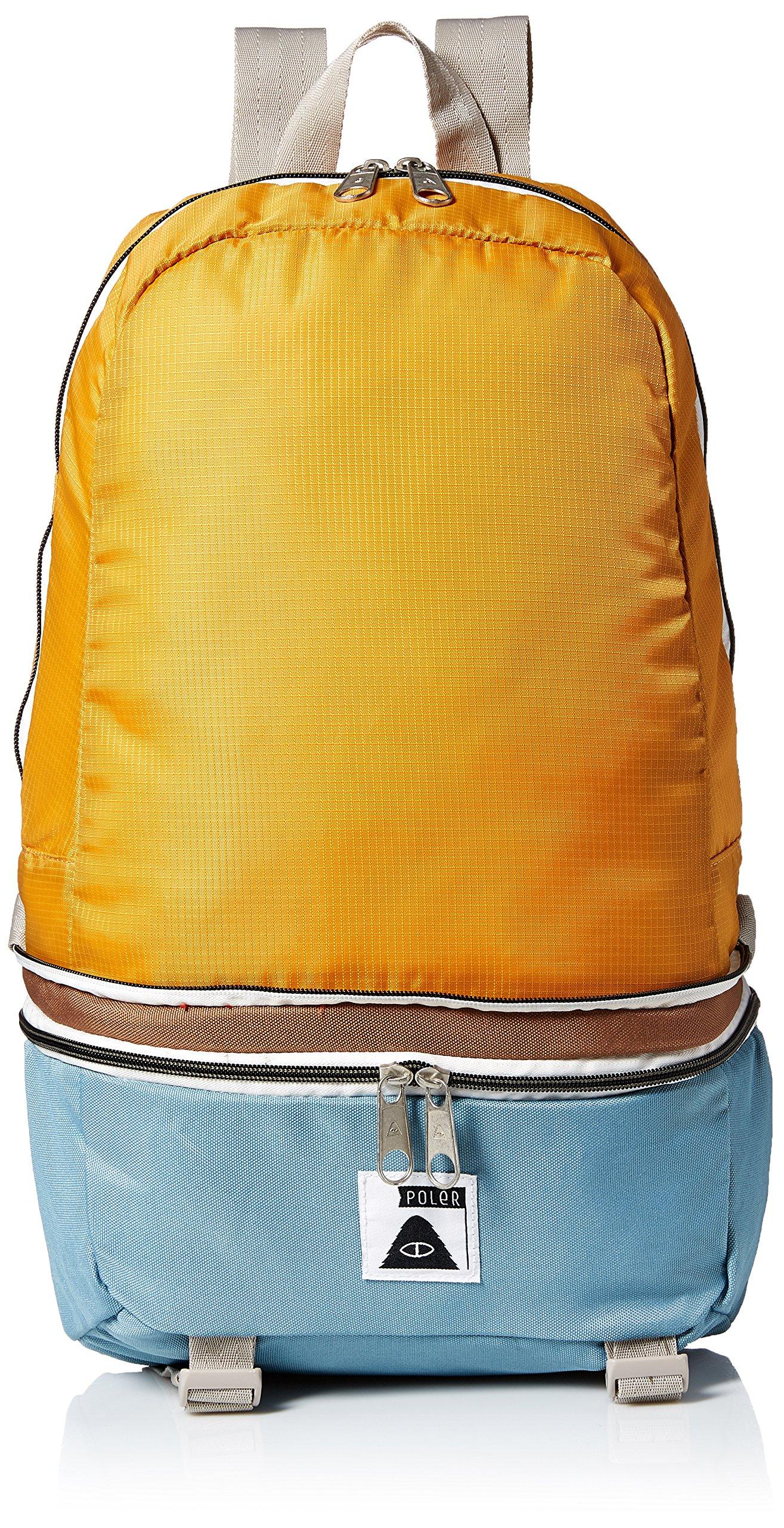 Poler Men's Tourist Pack, Mustard, One Size