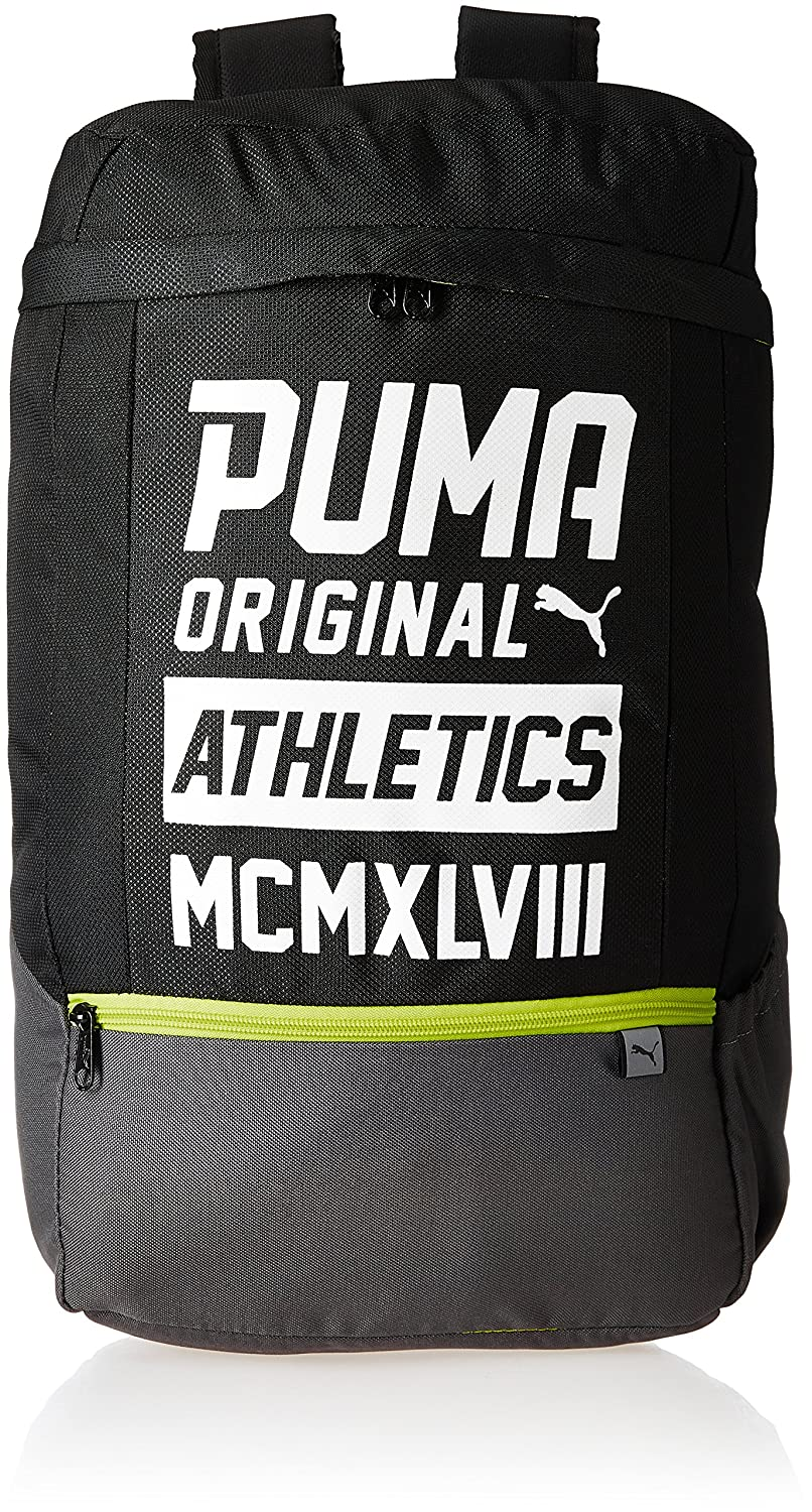 eefec1334f12 Puma 24 Ltrs Black-White Laptop Backpack (7482701)  Amazon.in  Bags ...