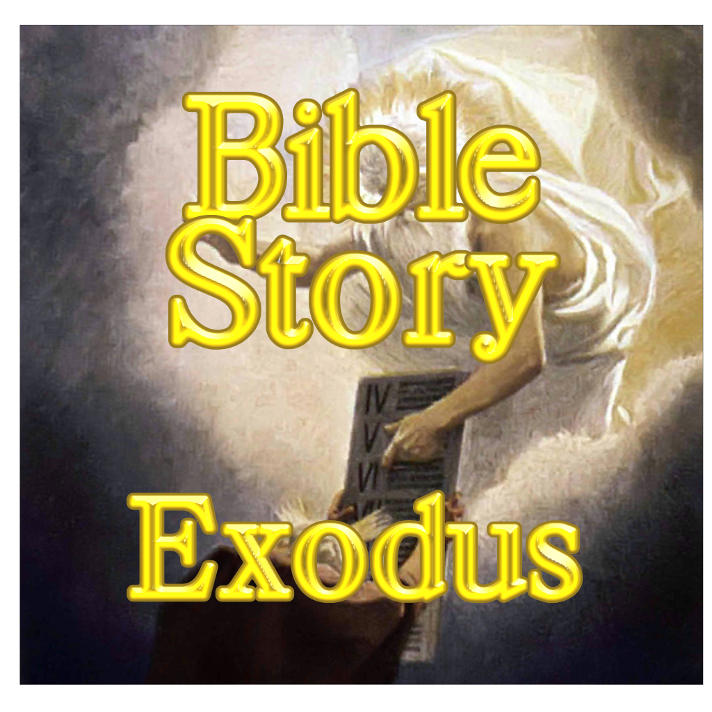 Bible Story Wordsearch Vol.2 (Exodus) [Download]