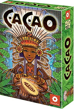 Cacao Board Game by Z-Man Games: Amazon.es: Juguetes y juegos
