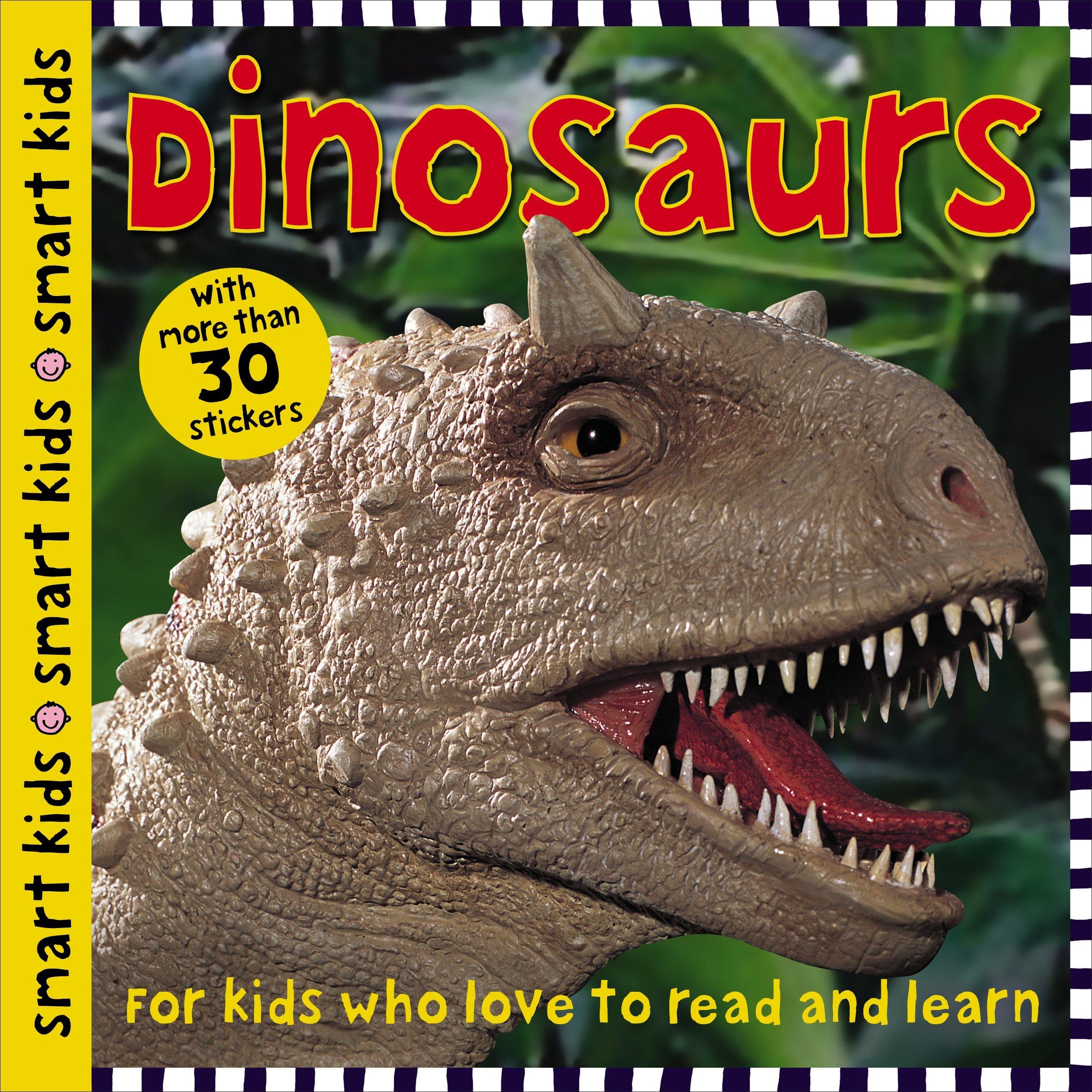 Download Smart Kids Dinosaurs: with more than 30 stickers pdf epub