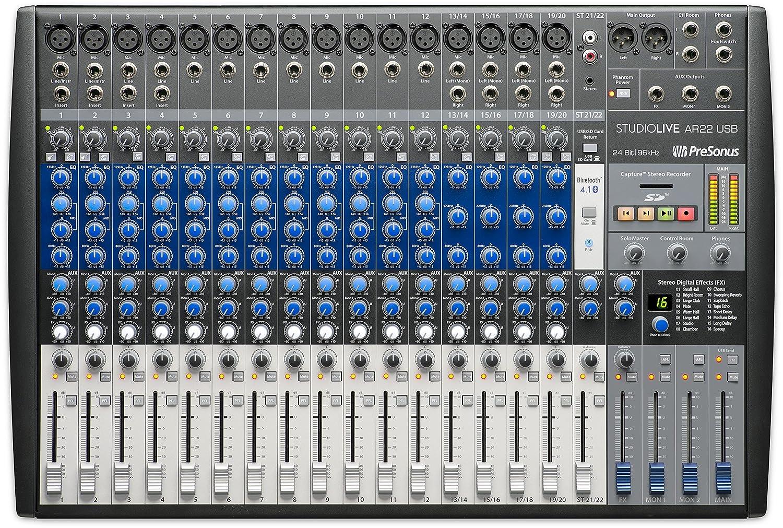 PreSonus プリソナス/StudioLive AR22 USB   B079VHVCV2