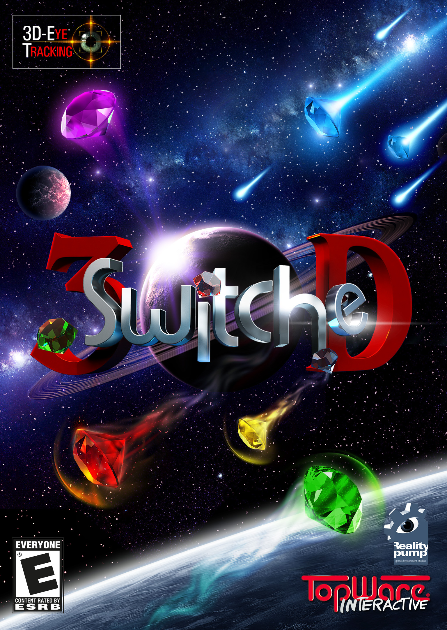 3SwitcheD [Online Game Code]