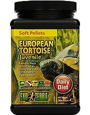 Exo terra Granulés Mous pour Tortues Européennes Juvénile 540 g