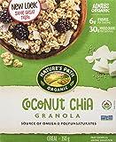 Nature's Path Organic Coconut Chia Granola