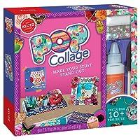 Klutz Pop Collage livre Kit, d'autres, multicolore