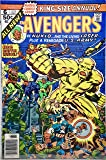 1976 -Marvel - The Avengers #6 - King-Sizee