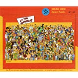Impossipuzzle The Simpsons Cast