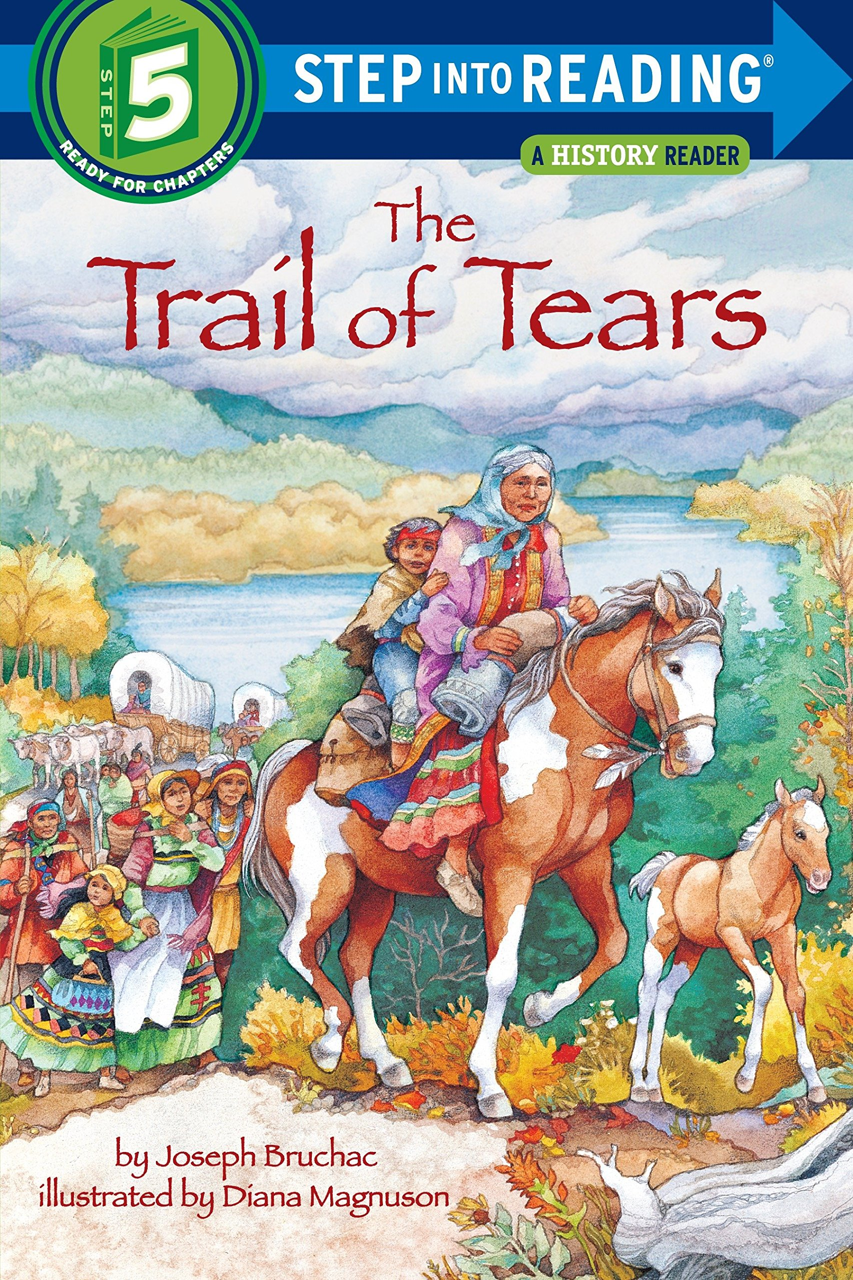 Image result for TRAIL OF TEARS BOOK