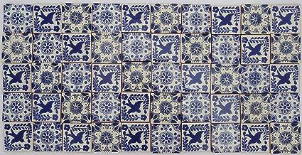 Modello di talavera azulejos del portogallo ornamento di turco