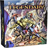 Marvel Legendary Deck Building Board Game