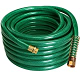 Garden Hose 4 Ply   25ft And 50ft   Garden Hose Quick Connect   No