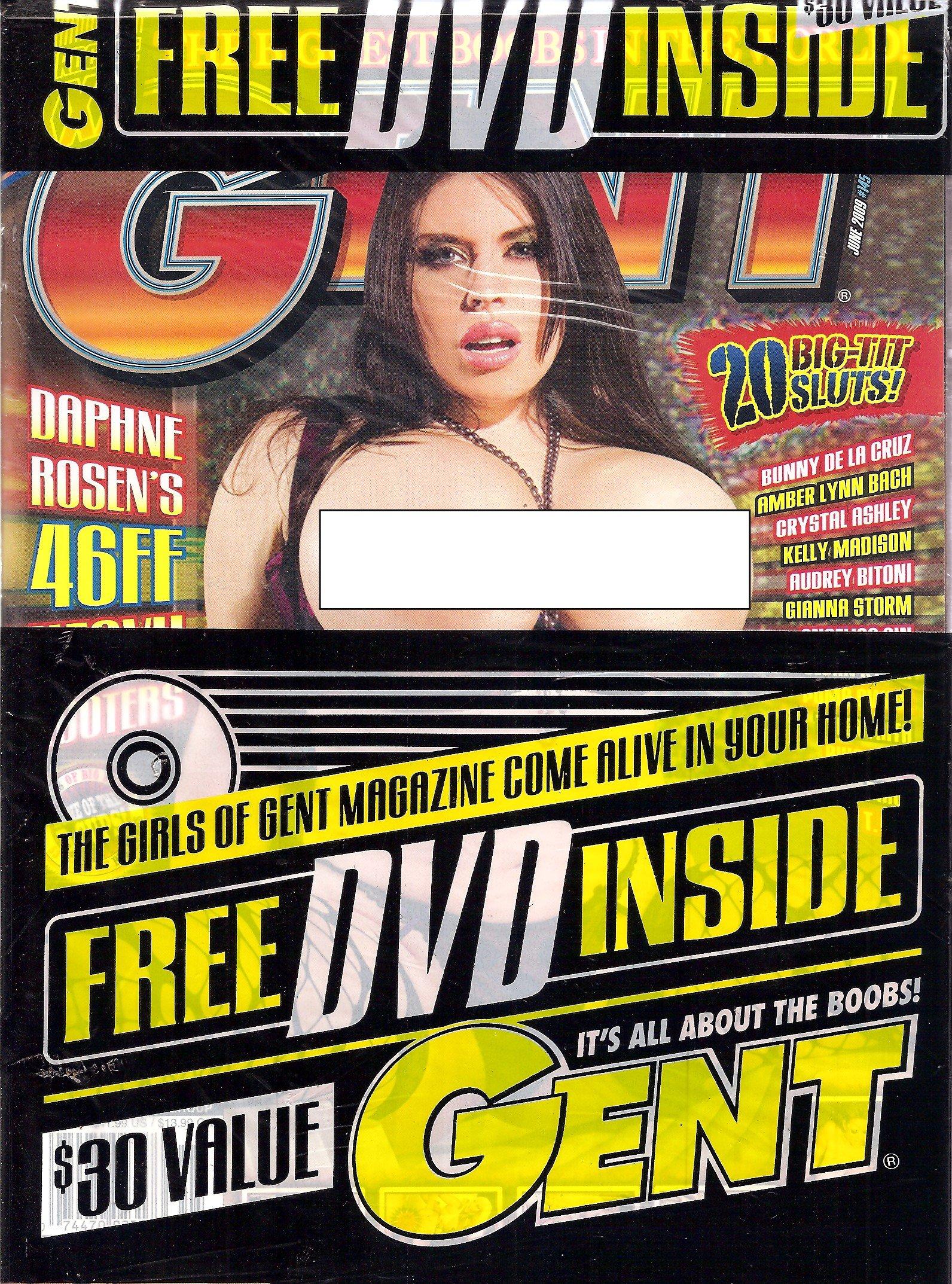 Gent Magazine  Bunny De La Cruz Amber Lynn Bach Crystal Ashley Gent Amazon Com Books