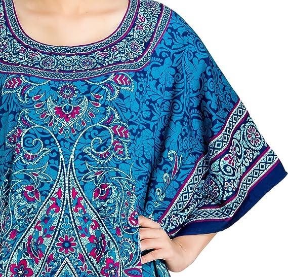 Tunic Long Maxi Plus Size Kaftan Dress