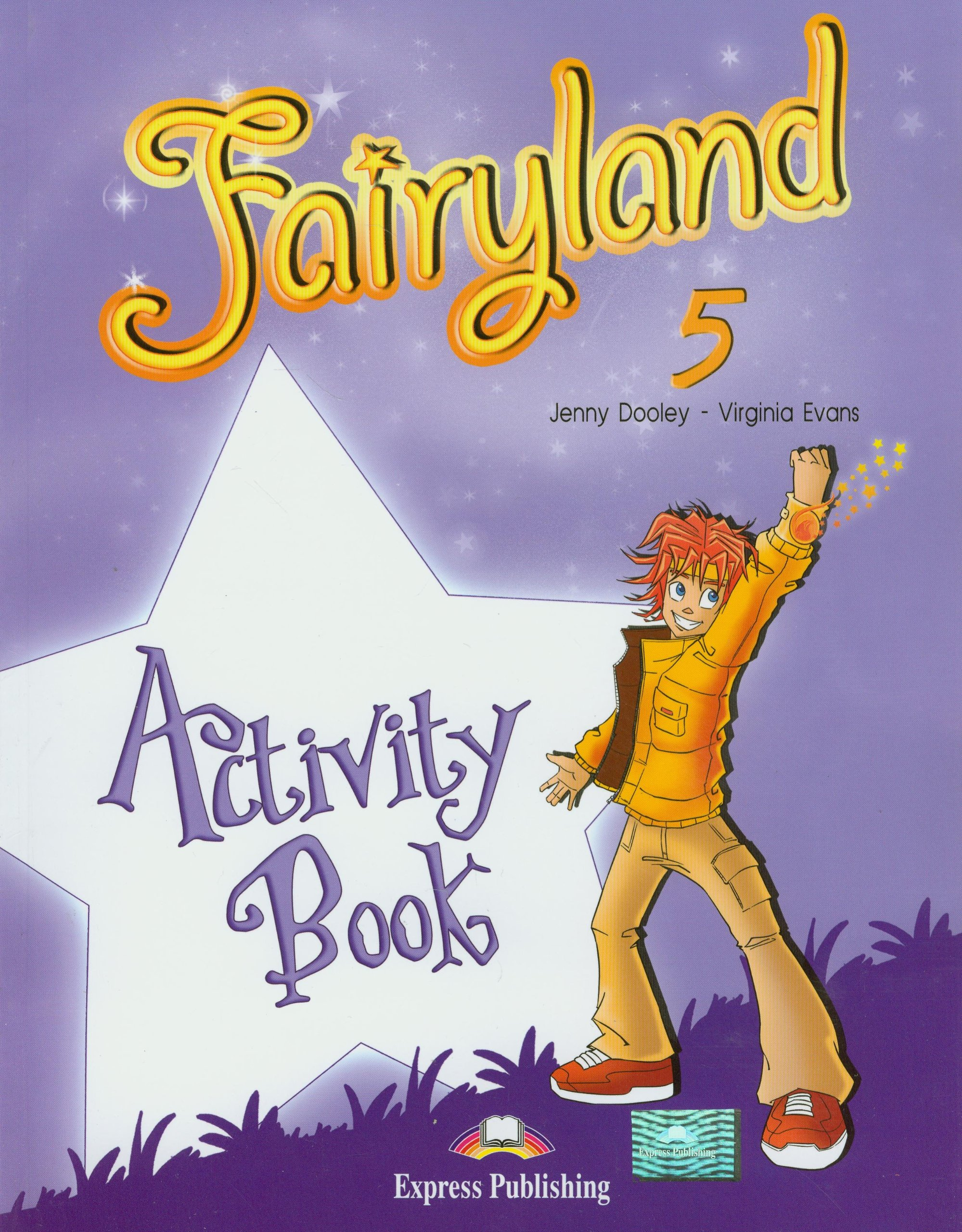 Read Online Fairyland: Activity Book (international) Level 5 pdf epub
