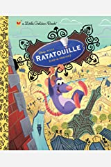 Ratatouille (Disney/Pixar Ratatouille) (Little Golden Book) Hardcover