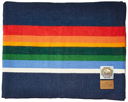 Image Unavailable. Image not available for. Color  Pendleton Crater Lake  National Park Blanket ... bf48c29ff