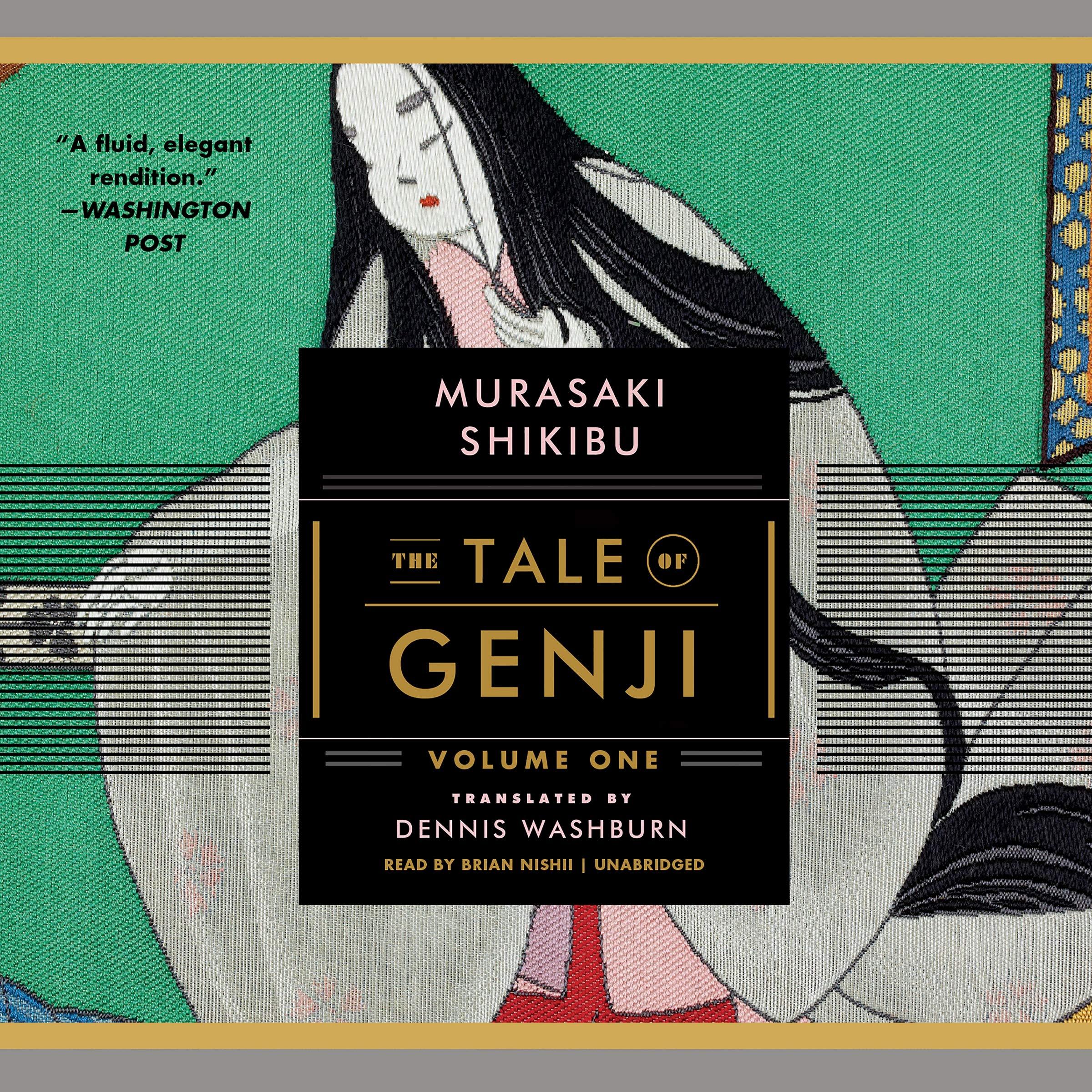 Murasaki Shikibu - The Tale of Genji (trans. by Dennis Washburn)