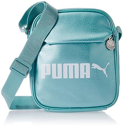 563e67272f70 Puma Synthetic 18 cms Aquifer-Metallic Messenger Bag (7500402)  Amazon.in   Bags