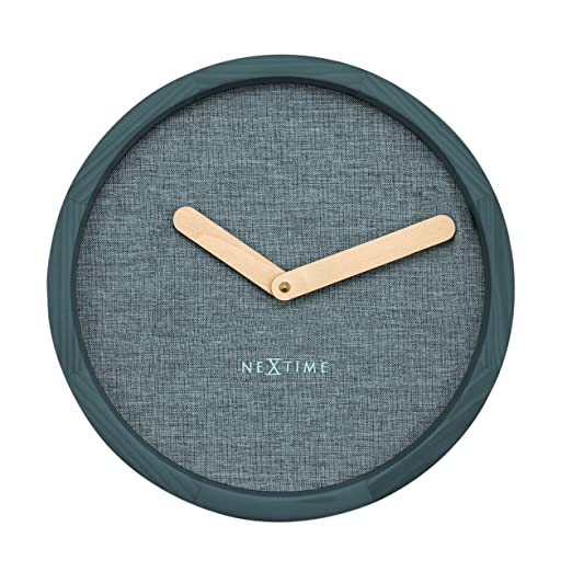 NEXTIME Unek Goods Calm Wall Clock