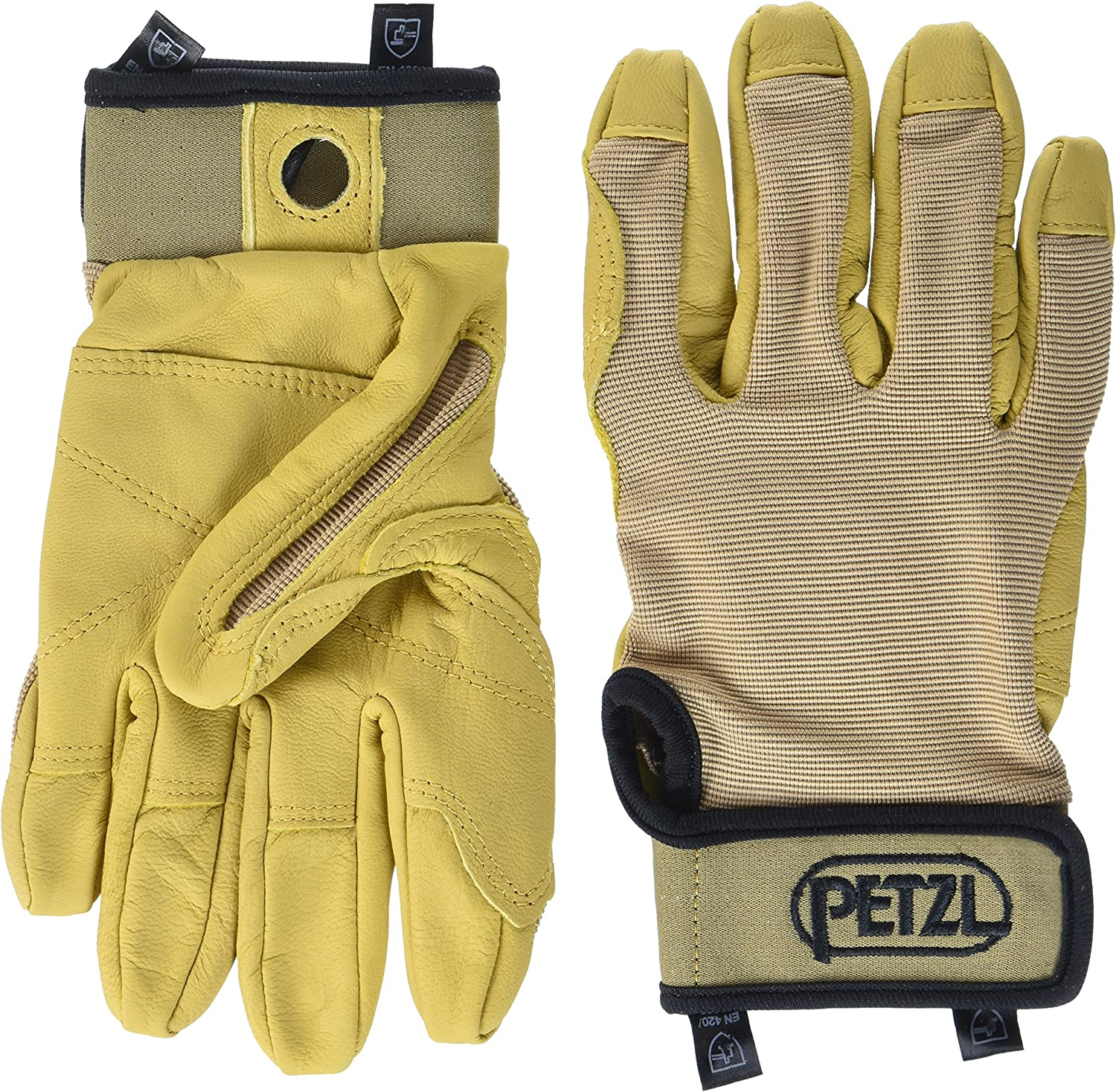 Petzl – CORDEX PLUS Gloves for Climbers