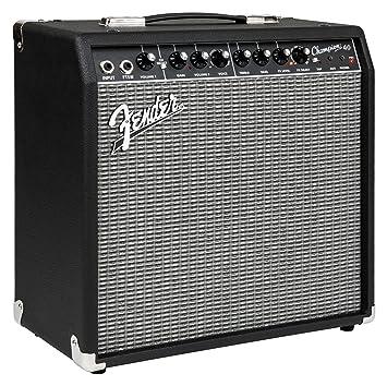 Fender Champion 40 · Amplificador guitarra eléctrica: Amazon.es: Instrumentos musicales