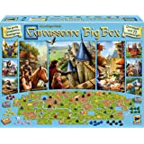 "Hans im Glück SSP48279 Carcassonne Big Box 2017"" Board Game"