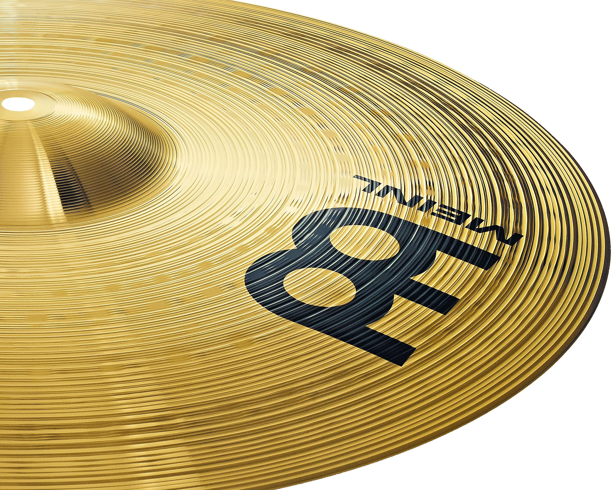Meinl Cymbals HCS20R 20'' HCS Brass Ride Cymbal for Drum Set (VIDEO) by Meinl Cymbals (Image #4)