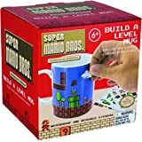 "Nintendo Super Mario ""Build A Level"" Mug 