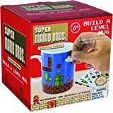 "Super Mario Bros. ""Build A Level Mug, Multi-Colour"