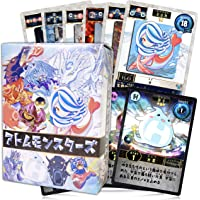アトモン 遊びながら元素記号を学べる化学バトルカードゲーム!